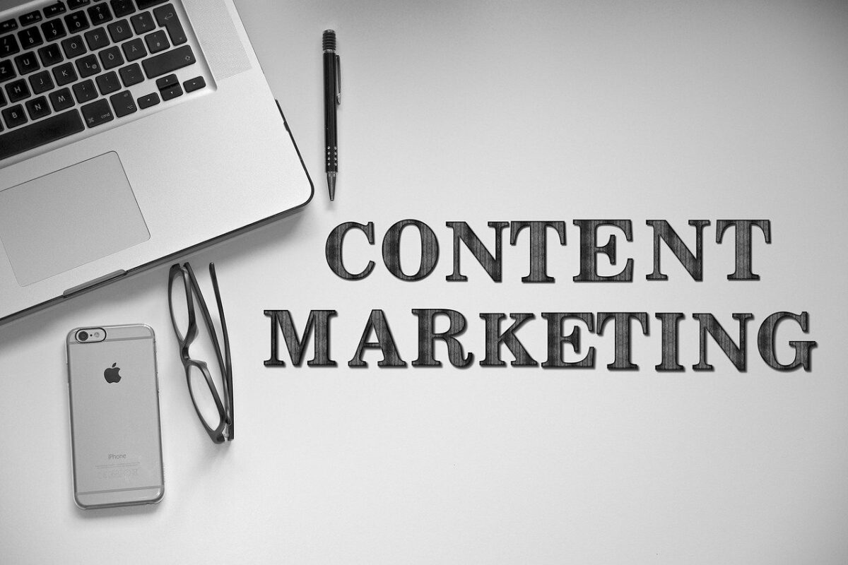 Content marketing banner